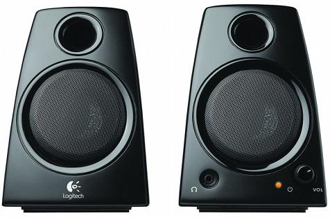 LOGITECH Z130 Stereo Speakers