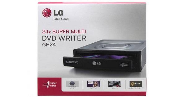 LG 24X Super Multi DVD Writer