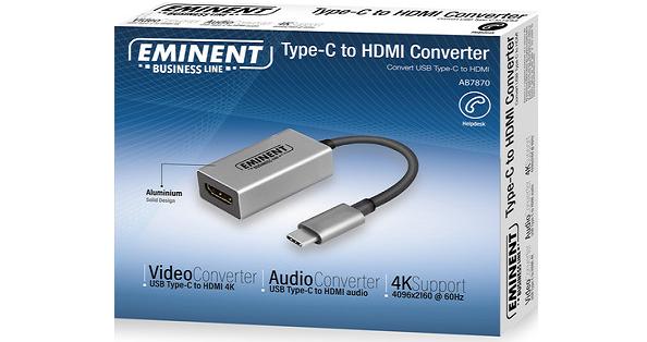 Eminent Ewent USB C > HDMI converter